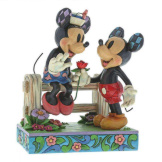 Blossoming Romance - Mickey & Minnie